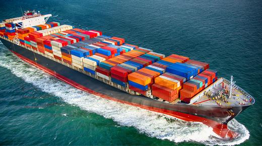 海上貨物輸送事業